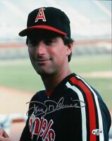 Doug DeCinces Signed 8X10 Photo Autograph California Angels Head Shot Auto COA