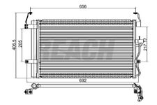 A/C Condenser-GAS Reach Cooling 31-3084