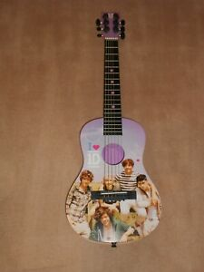 1D One Direction Acoustic Guitar by First Act Learning Guitar