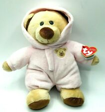 """Baby Bear Pink Stuffed Animal Toys Soft Plush The Pluffies Collection 10"""""""