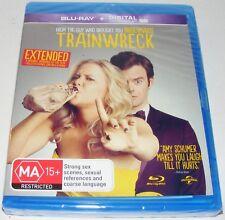 TRAINWRECK--- (Blu-ray, New & Sealed)