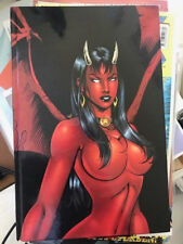 9.4 NM Purgatori SCARLET Empire EURO Variant PULIDO LIMITED 10 OF 33 PP HC SEXY