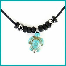 Turquoise Unbranded Stone Fashion Necklaces & Pendants