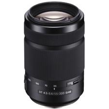 Sony 55-300mm F4.5-5.6 Sam Ed Objectif : Remis à Neuf