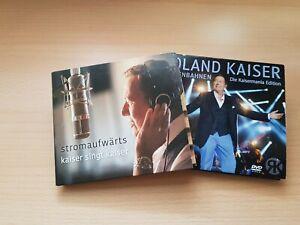 Roland Kaiser 2 CD's