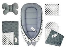 Double-Sided Baby Sleeping Nest, 5 Elements Set, ONE TIME OFFER! DON'T MISS IT!