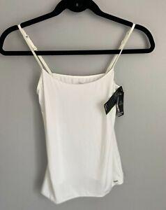 Jockey White Camisole Size Small NWT