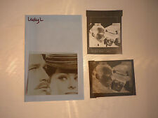 Lady L Movie Sophia Loren Paul Newman (1) Photo (2) Negative Lot