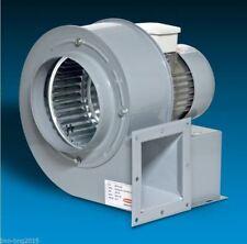 TURBO Zentrifugal Radialgebläse Radialventilator Radiallüfter 1800m³/h 230V
