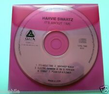 Harvie Swartz - It's About Time, Jazz Bass Music GAIA CD
