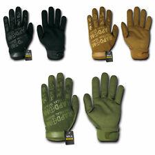RapDom Lightweight Mechanics Gloves Work Motorcycle Bike Riding