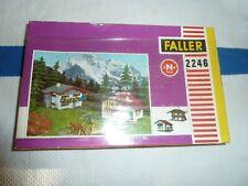 "Faller 9MM Scale #2246 "" Chalet Building Kit"" Lot C"