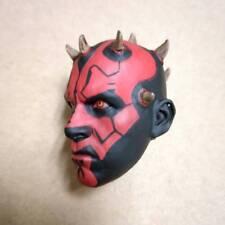 Star Wars 1/6 Head Sculpture Soldiers Darth Maul Das Devil Fit 12'' Body Figures