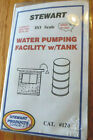 Stewart HO Scale #120 Water Pumping Facility w/Tank (Kit form)