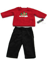 The Mayfair Company Baby Christmas Two Piece Outfit Set 6/9 Months New