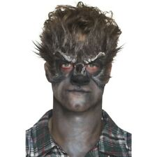 Foam Latex Werewolf Head Prosthetic Eyemask Halloween Special FX Make Up Mask