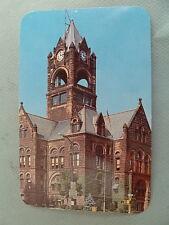 County Court House LA PORTE INDIANA IN Vintage Postcard