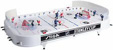 Stiga Stanley Cup Table Hockey Game w/SUPER RARE MARBLE PUCK Bonus Gift