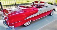 1 Vintage Sport Car Olds Oldsmobile Race 24 1950s 43 Rocket 88 Metal 18 Racer 12