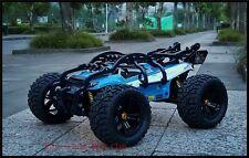 rc car nylon roll cage fit tm e6 e62 e63 team magic e6 III bes redcat mt8e be6s
