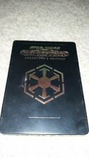 Star Wars: The Old Republic -- Collector's Edition - Steel Case w/Discs Only
