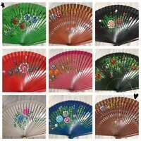 Religious Favor Set of 12 Religious Summer Black Hand Fan w// Gift Bag Baptism