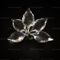 RARE Retired Swarovski Crystal Orchid 2013 SCS Gift 1142858 Mint Boxed