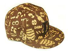 DQM new era 59 fifty hat cap NWOT 7 7/8 MINT  supreme Huf Kith Bape