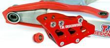 TM Design Works Dirt Cross Multi-Purpose Chain Slide-N-Guide Kits Red YCP-OR5-RD