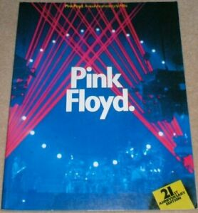 """""""Pink Floyd"""": A Visual Documentary Paperback Book The Cheap Fast Free Post"""