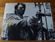 Clint Eastwood Genuine signed authentic autograph - UACC / AFTAL.