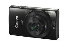 Canon IXUS 180 / PowerShot ELPH 190 IS 20.0 MP Digitalkamera - Schwarz