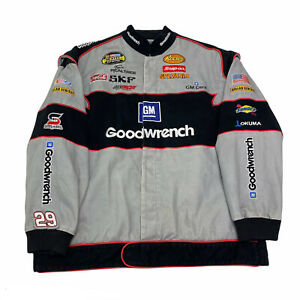 KEVIN HARVICK GM GOODWRENCH RACING JACKET NASCAR MEN'S 3XL CHASE AUTHENTICS