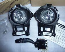Mazda MX5 Mk3 Front Fog Light / Lamp Kit with Control Stalk - NEW - OEM