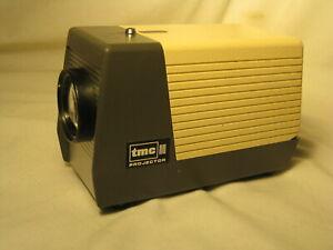 vintage TMC Projector slide projection portable electrical lamp unit c