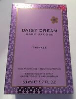 MARC JACOBS DAISY DREAM  twinkle 50 ml EDT SPRAY ( sealed )