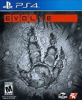 EVOLVE_ PS4 Game (Sony PlayStation 4) BRAND NEW!!!