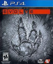 EVOLVE PS4! SURVIVAL, MONSTER HUNTER, PREDATOR, BATTLE