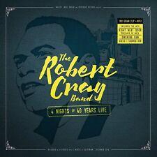 ROBERT BAND CRAY-4 NIGHTS OF 40 YEARS LIVE(180GR.GATEFOLD)2 VINYL LP+MP3 NEW+