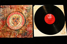 Earth Opera THE GREAT AMERICAN EAGLE TRAGEDY LP - VG+ RED ELEKTRA EKS-74038