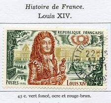 STAMP / TIMBRE FRANCE OBLITERE N° 1656 LOUIS XIV