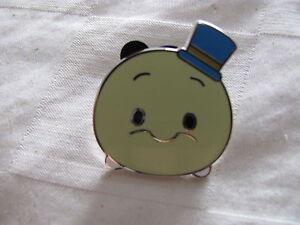 Disney Trading Pins 116160 Disney Tsum Tsum Mystery Pin Pack - Series 2 - Jiminy