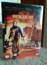Rescue Me - The Complete Third Season NEW 4 DISC DVD BOX SET SERIES THREE 3