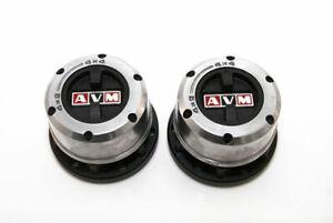AVM406 Manual Free Wheeling Hubs For Land Rover 109 series 3 2.5D(1/1981-6/1983)
