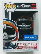 Funko Pop! Marvel Black Widow 610 Taskmaster with Claws Walmart Exclusive