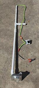 *Best* White Gigging Light LED Flounder 50 Watts 5000 Lumens 12V 110V AC DC