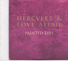 Hercules&Love Affair-Painted Eyes promo cd single