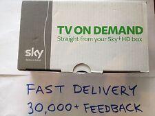 NUOVO Connettore SKY wireless WiFi-in qualsiasi momento (SC201) TV on demand dal tuo BOX Sky + HD