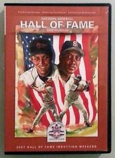 national baseball hall of fame & museum 2007 INDUCTION WEEKEND  DVD 2 disc set