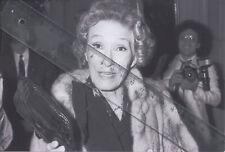 Foto der deutschen Schauspielerin BRIGITTE HORNEY  Pressefoto Aufnahme von 1986